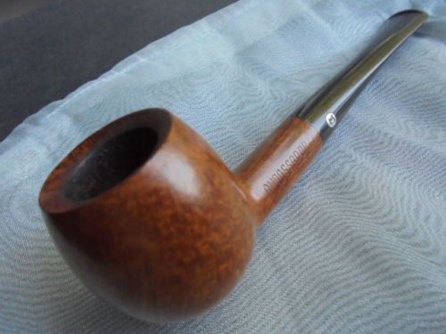 AMBASSADOR SUPER BRIAR 374 Briar 1920 Original Smoking pipe 1980s