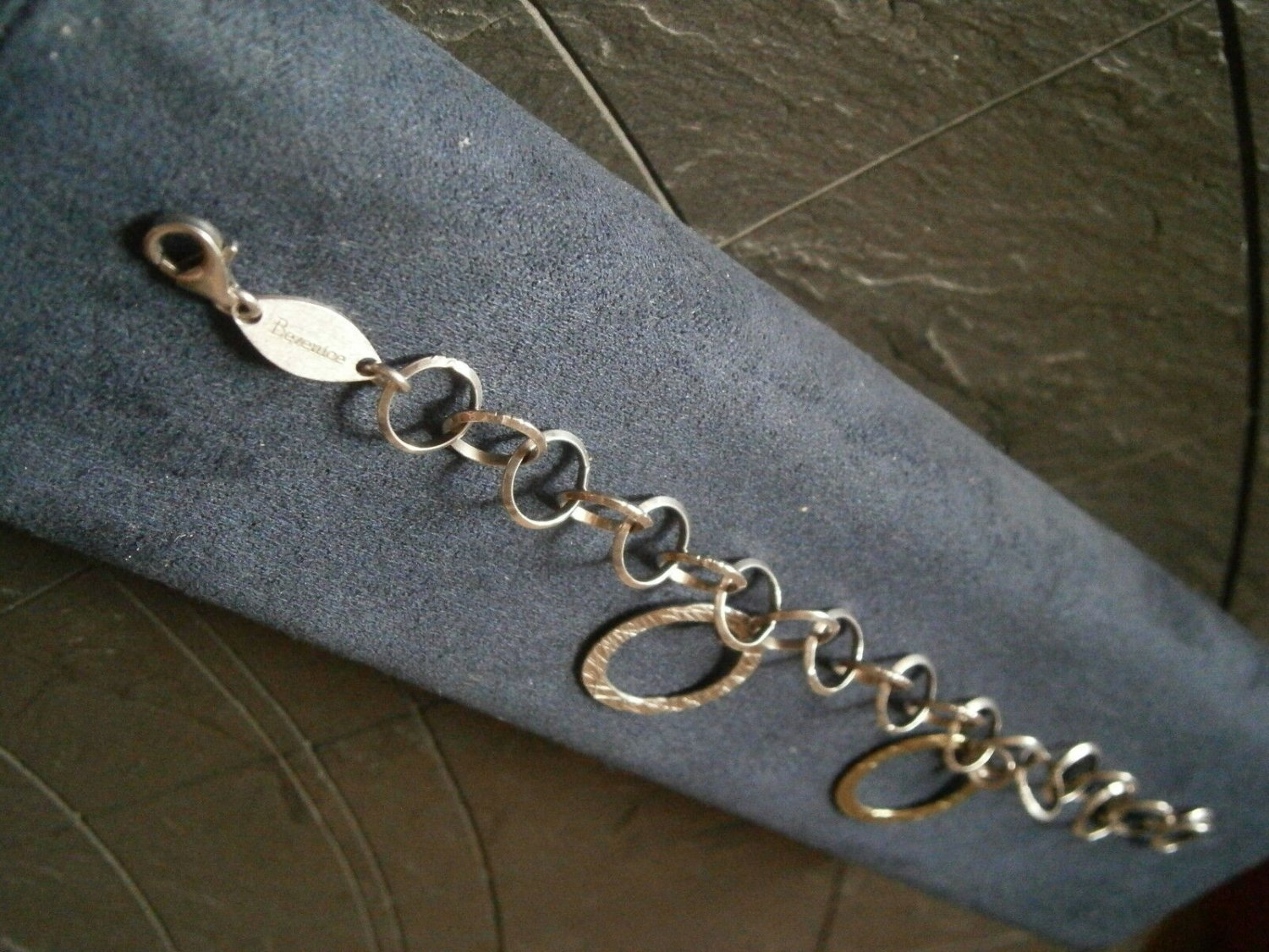 BRACELET in STERLING SILVER 925 made by Berenice Jewels Original in gift box