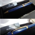 AURORA IPSILON de LUXE ball pen Laquè Blue Original in gift box