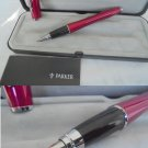 PARKER URBAN fountain pen red pink color In gift box with garantee Original
