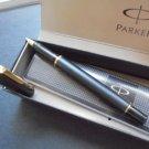 PARKER RIALTO fountain pen green and gold In gift box Original