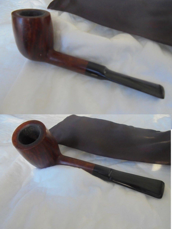 SAVINELLI DE LUXE 127 Milano Italy smoked pipe Original