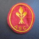 ASCI SCOUT BADGE Patch Original scout Italy 1960s