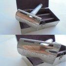 GILLETTE shaving razor model TECH Made in England Original in box 1960s