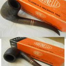 SAVINELLI PUNTO ORO Mister G 602smoked pipe Original in box