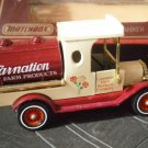 MATCHBOX Models YESTERYEAR truck FORD 1912 Tanker Y3 T Edition 1984 original in box