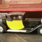 MATCHBOX AUTO Y-24 1927 BUGATTI T 44 car Edition 1984 scale 1:38 match box