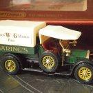 MATCHBOX Models YESTERYEAR truck CROSSLEY 1918 Y-13 Edition 1984