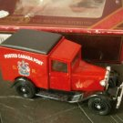 MATCHBOX Models Yesteryear FORD VAN Y-22 Canada Post Truck Limited Edition 1984