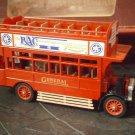 MATCHBOX Models Yesteryear AEC OMNIBUS 1922 Y-23 duble decker bus Original Edition 1984