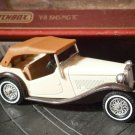 MATCHBOX car Y-8 1945 MG Model TC Original edition 1984 scale 1:35 in gift box