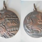 BRONZE MEDAL commemorative of the Olympic games in Moscow Russia in 1980 Original