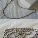 OPLA ARGENTI ITALY Necklace in sterling SILVER 925 Original in gift box