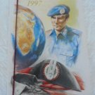 CALENDAR CARABINIERI Calendario ITALY Original from 1997 well kept with ribbon