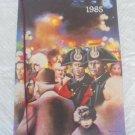 CALENDAR CARABINIERI Calendario ITALY Original from 1985 well kept with ribbon