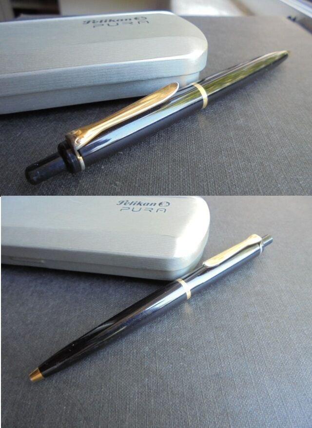 PELIKAN K 150 black ball pen K150 In gift box ORIGINAL