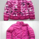 COLMAR DUVET JACKET pink color Double Face Original New size 11 - 12
