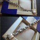 MORELLATO ITALY heavy bracelet in STERLING silver 925 In gift box Original