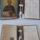 RELIQUARY with RELIC of Saint MARTIN de Porres Lima with Statue Original from 1962
