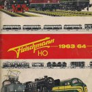FLEISCHMANN CATALOG 1963-64 Trains Locomotives Stations Original Italian edition