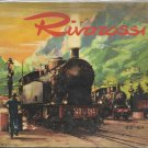 RIVAROSSI CATALOG 1963-64 trains locomotives stations models Original italian edition