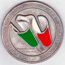 MEDAL ITALIAN ARMY Forze Armate on the 50th anniversary of the Liberation 1955 - 1995
