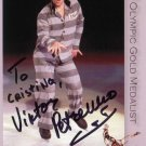 VICTOR PETRENKO skater photo with AUTOGRAPH Original