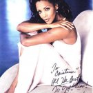 VIVICA A. FOX Original hand singed autograph on photo