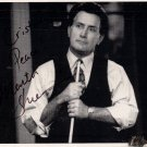 MARTIN SHEEN Original handsigned autograph on photo