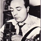 GINO LATILLA Original photo with hand signed hansigned autograph