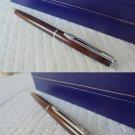 WATERMAN HEMISPHERE ball pen lacque in brown color Original in gift box