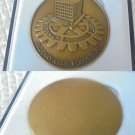 Bronze Medal of the ROTARY CLUB ROMA Eur Italy 40 years of service Original 2007