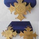 BRONZE MEDAL of the Legion de Honor de los Maristas de Malaga SPAIN 1922-23 Original