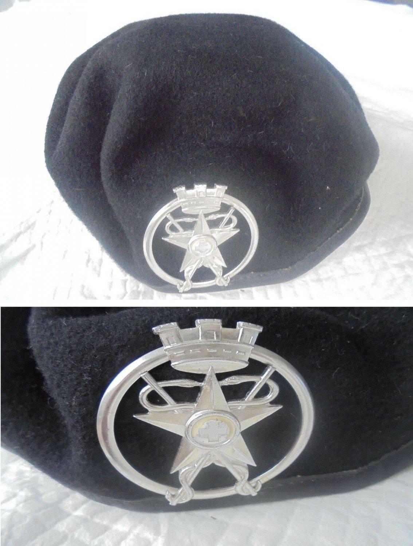 ITALIAN ARMY Esercito Italiano Military hat for doctor Original '80s