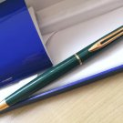 WATERMAN HEMISPHERE ball pen Lacque Green In gift box with garantee Original
