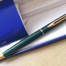 WATERMAN HEMISPHERE ball pen Lacque Green In gift box with garantee Original