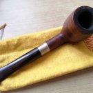SAVINELLI Sterling SILVER 925 FINCATO Maggio 1983 Italy Original pipe