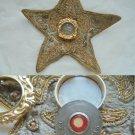 RELIQUARY with RELIC of Saint Jude Thaddeus ARMENIA Original 1950s