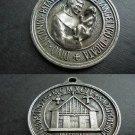 ANTONIO PATAVINO PADOVA anniversary medal 1595 - 1995 in metal Original
