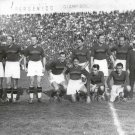 AS ROMA CALCIO soccer team photograph photo Soccer Championship 1931-32 Campo Testaccio Italy 1931