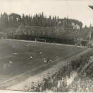 CAMPO DEL TESTACCIO in Roma Italy Soccer field Original photograph photo picture 1931 - 1932