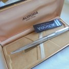AURORA 98 ball point PEN in steel Original in gift box