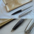 PARKER 45 fountain pen in steel Original in gift box