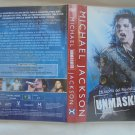 MICHAEL JACKSON Unmasked DVD Italy Special Edition
