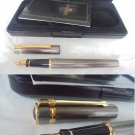 DIPLOMAT GERMANY fountain pen in steel In gift box with garantee Original