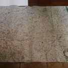 Grand Duchy of LUXEMBOURG Original map DEZAUCHE MAP from 1781
