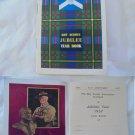 BOY SCOUTS JUBILEE Year Book 1957 Scotland Original