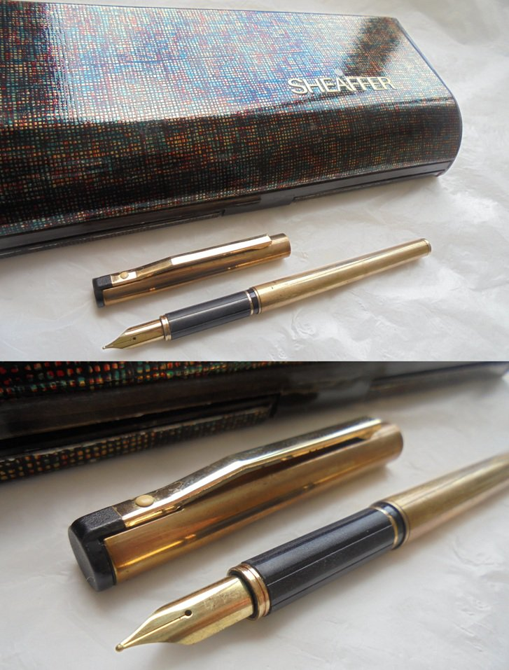 SHEAFFER TRZ 70 fountain pen Original in gift box