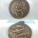 Bronze medal for the Italian National Aeronautical Aviators meeting Verona Italy 1982 cm 4.5