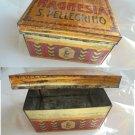 Pharmacy tin box MAGNESIA SAN PELLEGRINO Made in Italy 1960s